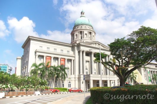 シンガポール市内, National Gallery Singapore, ナショナルギャラリーシンガポール