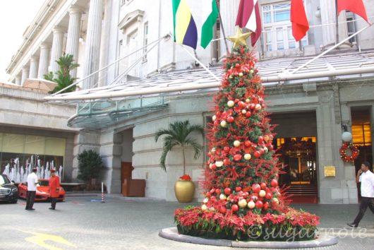 The Fullerton Hotel Singapore(ザ・フラトン・ホテル・シンガポール)