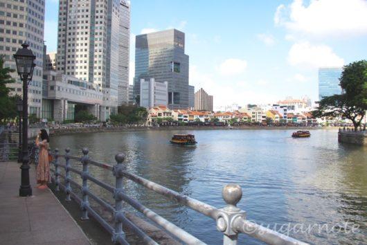シンガポール市内