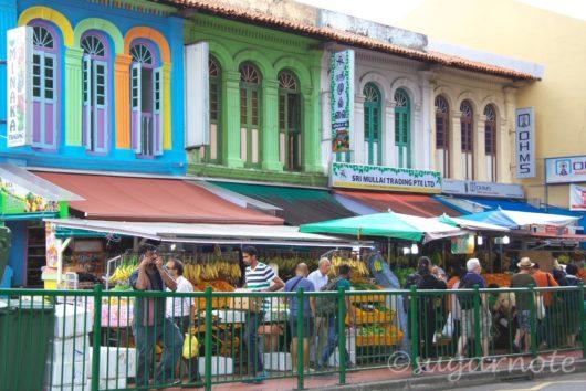 シンガポール市内 Little India