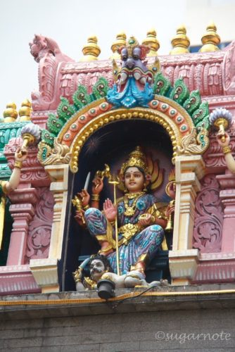 シンガポール市内, Sri Veeramakaliamman Temple, Little India
