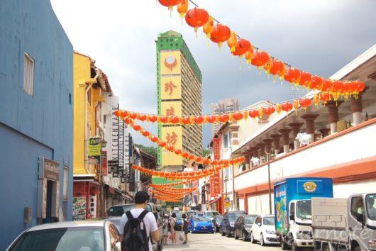 シンガポール市内 チャイナタウン