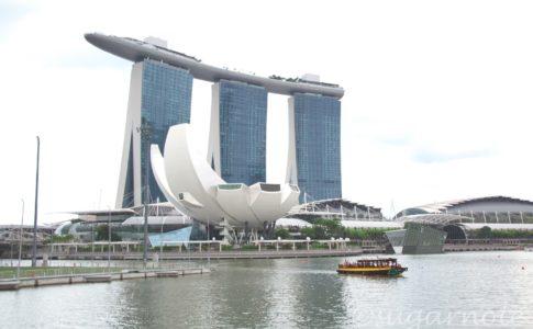 Singapore Marina Bay Sands, シンガポール マリーナベイサンズ