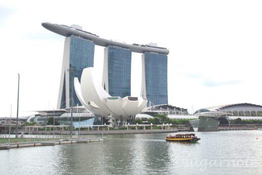 シンガポール市内 プロムナード