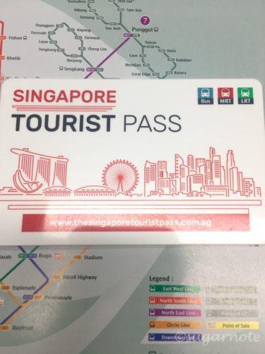 Singapore Tourist Pass, シンガポールツーリストパス