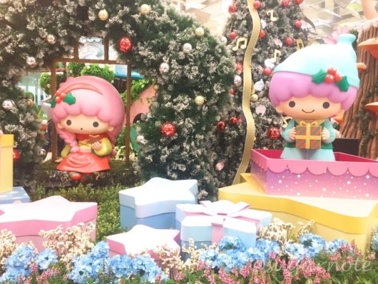 CHANGI'S MYSTICAL GARDEN with SANRIO CHARACTERS, チャンギ国際空港, サンリオキャラクター, ミスティカルガーデン