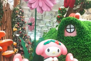 CHANGI'S MYSTICAL GARDEN with SANRIO CHARACTERS