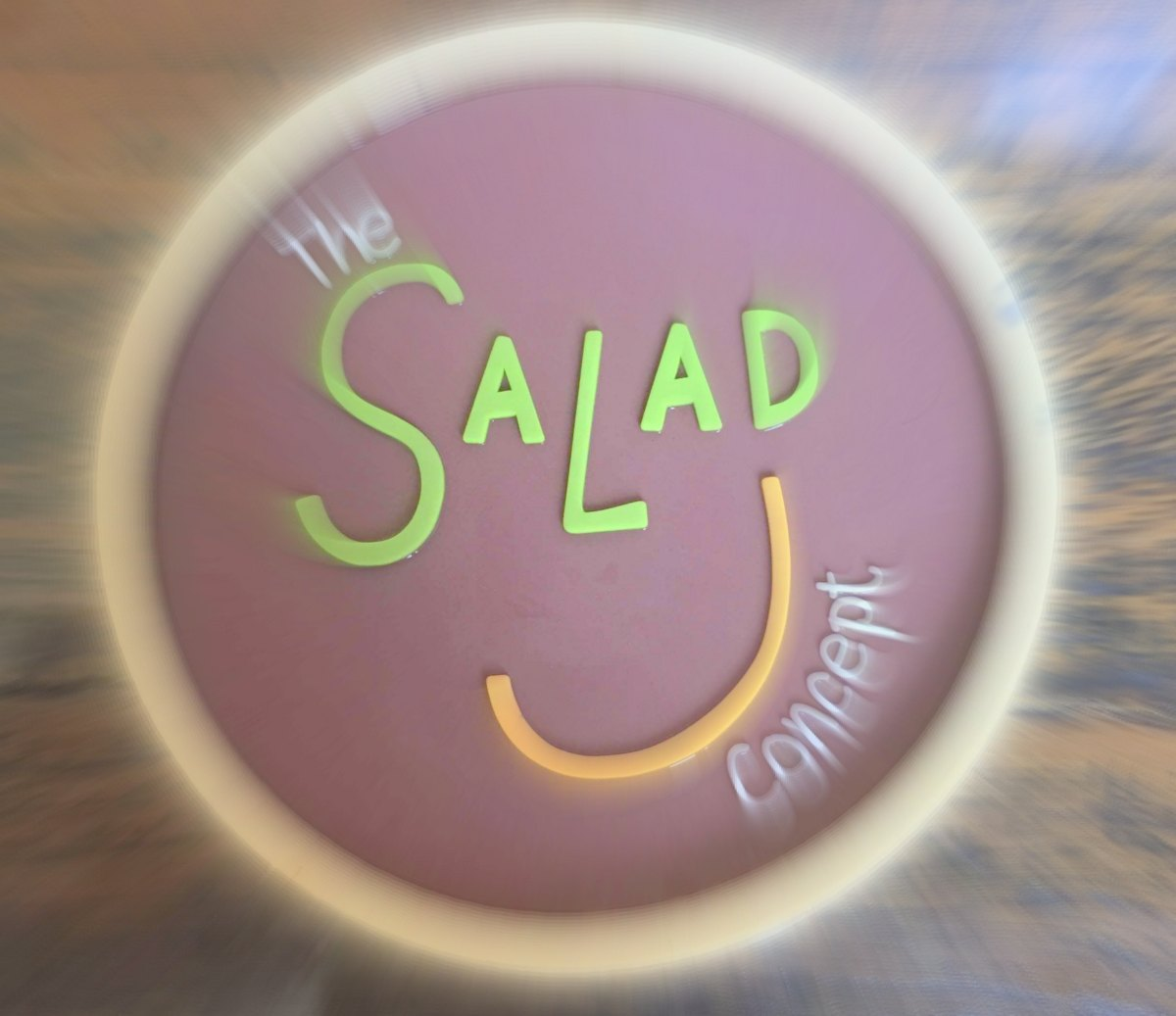 The Salad Concept, Nimmanhemin