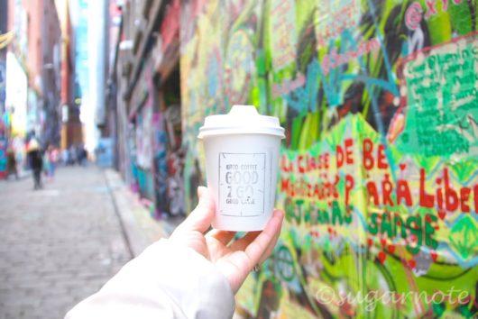 Melbourne Street Art Hosier Lane, メルボルン, ストリートアート,
