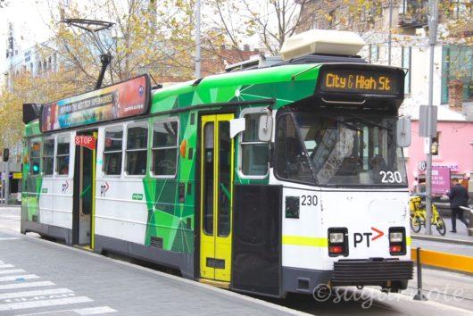 メルボルンシティトラム, Melbourne City Circle Tram