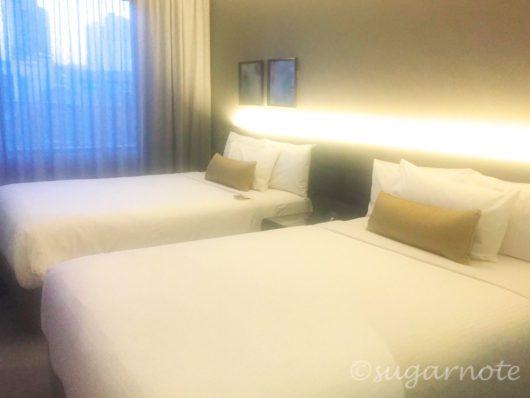 Melbourne Crown Plaza Hotel, メルボルン・クラウンプラザホテル