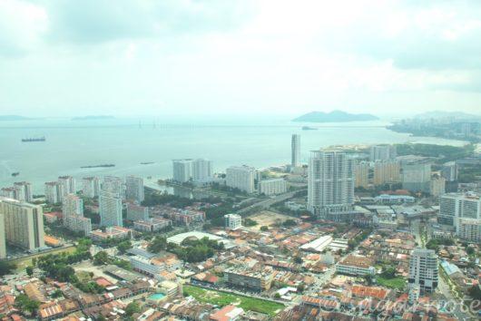 Komtar, Penan, Malaysia, コムタ, マレーシア, ペナン島
