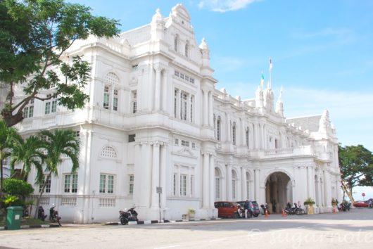 マレーシア ペナン島, Malaysia, Penan, シティホール, City Hall