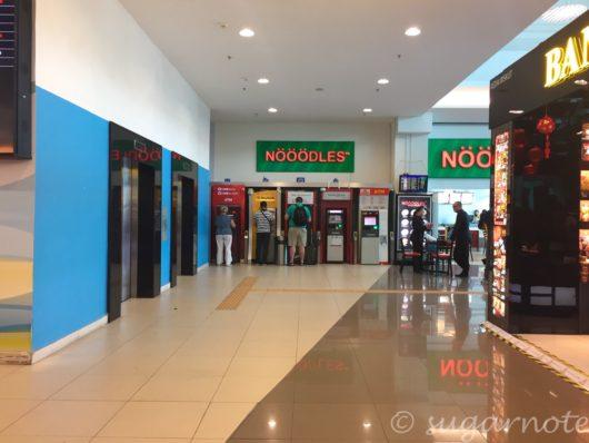 Penang International Airport, ペナン国際空港, ATM