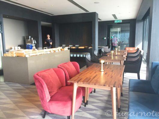 Club Lounge at G Hotel Kelawai, Penang, Malaysia, Gホテルケラワイ, クラブラウンジ, Gホテルケラワイ, ペナン島, マレーシア