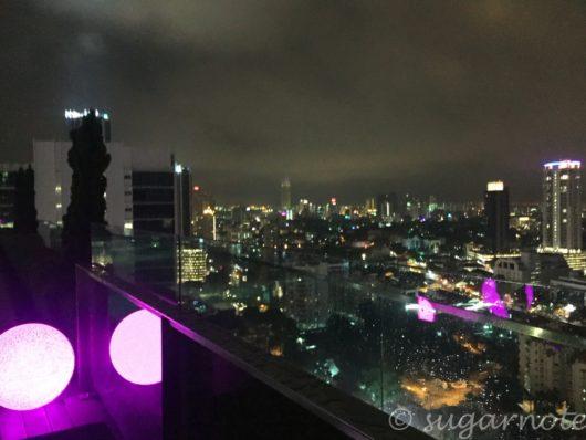 Rooftop pool at G Hotel Kelawai, Penang, Malaysia, Gホテルケラワイ, ルーフトッププール, Gホテルケラワイ, ペナン島, マレーシア
