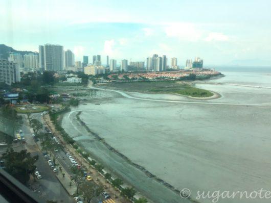 Club Lounge, G Hotel Gurneyi, Penang, Malaysia, Gホテルガーニー, Club Lounge
