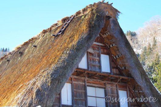 五箇山, 相倉合掌造り集落, Gokayama Ainokura Gassho-style Village