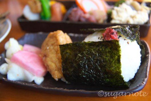 相倉集落, まつや, Ainokura-Village, Matsuya, おにぎり, Rice Balls