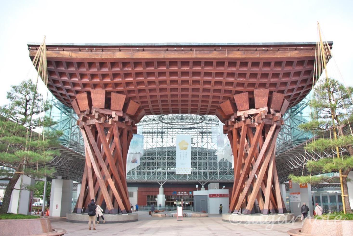 Kanazawa Staion, 金沢駅