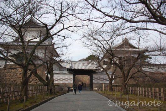 金沢城公園, Kanazawa Castle Park