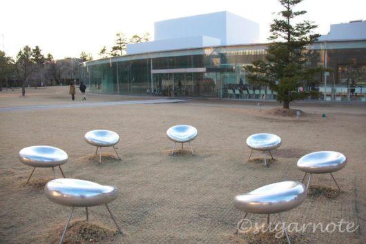 金沢21世紀美術館, 21st Century Museum of Contemporary Art, Kanazawa,