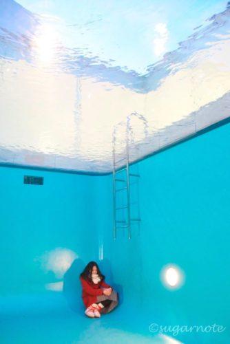 金沢21世紀美術館, 21st Century Museum of Contemporary Art, Kanazawa, スイミング・プール, レアンドロ・エルリッヒ, Leandro Erlich, Swimming Pool