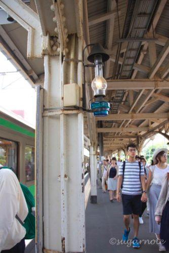 小樽駅, ランプ, Otaru Station