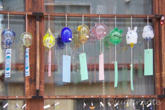 小樽, 硝子細工, Otaru, Glass