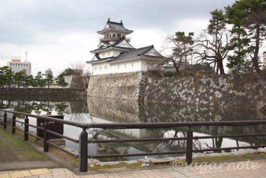 富山城址公園, 富山城, Toyama Castle Park