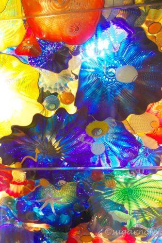 Toyama Glass Art Museum, 富山市ガラス美術館, トヤマ・ペルシャン・シーリング, Toyama Persian Ceiling, Dale Chihuly, デイル・チフーリ