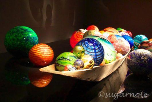Toyama Glass Art Museum, 富山市ガラス美術館, トヤマ・フロート・ボート, Toyama Float Boat, Dale Chihuly, デイル・チフーリ