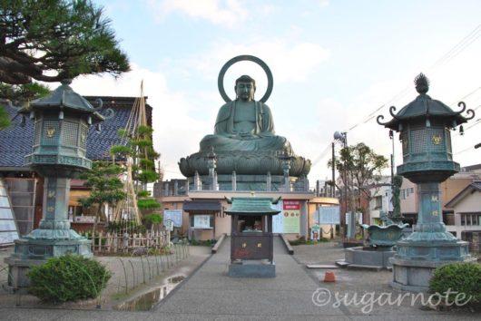 高岡大仏, Takaoka Buddha