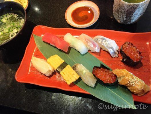 とやま鮨, Toyama Sushi