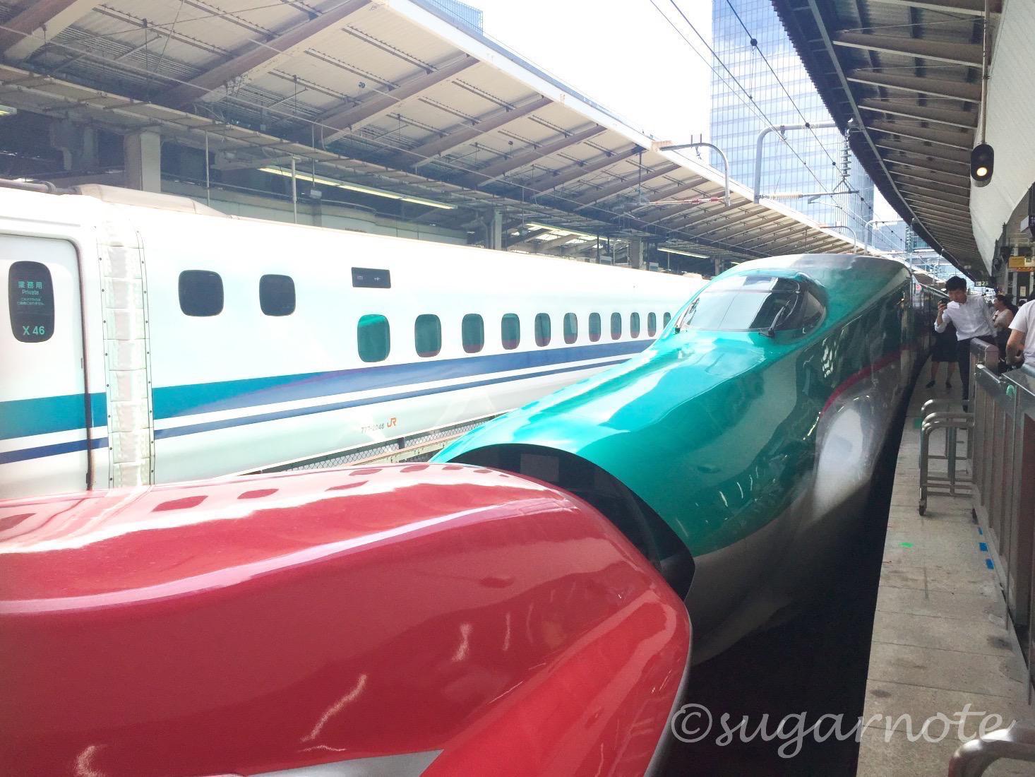 北海道新幹線, 東京駅, Shinkansen, Tokyo Station, Bullet Train