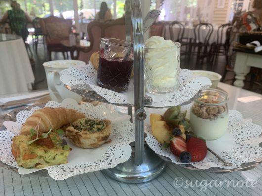 Bon appeTea Breakfast High Tea