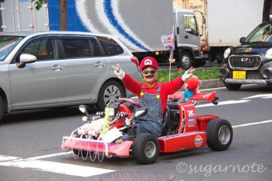 X-Kart in Sapporo, Super Mario, スーパーマリオ, 札幌, Sapporo