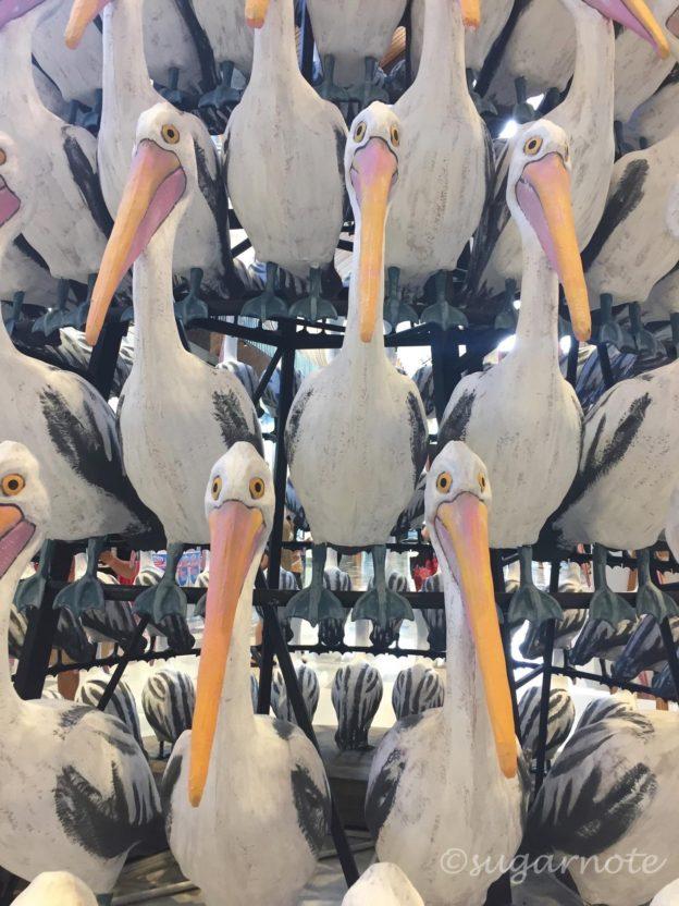 ペリカンツリー, Pelican Tree