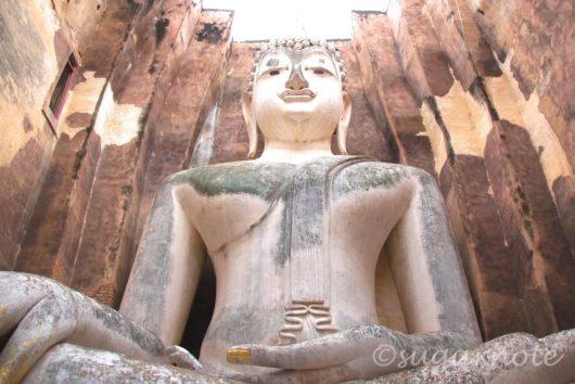 スコータイ歴史公園, Sukhothai Historical Park, Wat Sri Chum, ワット・シー・チュム