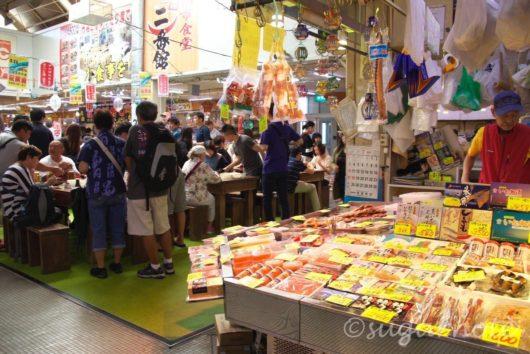 函館朝市, Hakodate Morning Market