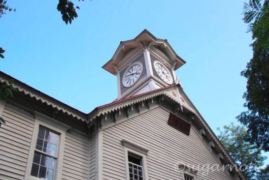 札幌時計台, Sapporo Clock Tower