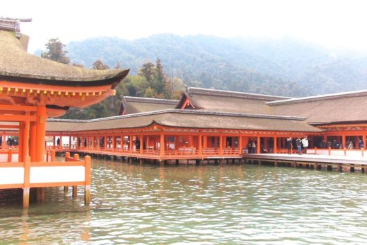 宮島, 厳島神社, Miyajima, Itsukushima Shrine,