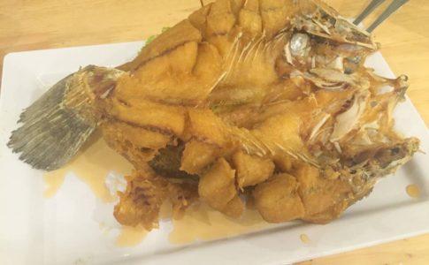 Lame Charon Seafood