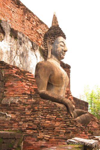 スコータイ歴史公園, Sukhothai Historical Park, ワット・マハタート, Wat Mahathat