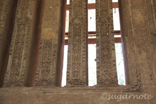 シー・サッチャナーライ歴史公園, Sri Sanchanalai Historical Park, Wat Nang Phaya, ワット・ナーン・パヤー