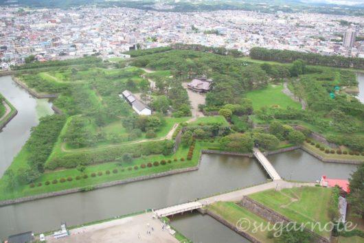 函館五稜郭タワー, 函館五稜郭, Goryokaku Tower, Hakodate, Goryokaku