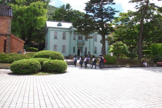 函館元町、Hakodate Moto-Machi、旧北海道庁函館市庁庁舎