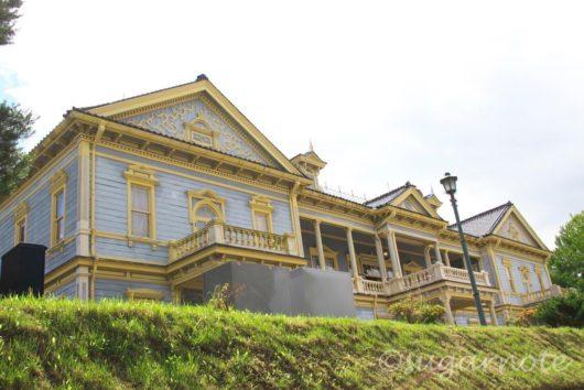 旧函館区公会堂、函館元町、Hakodate Moto-Machi