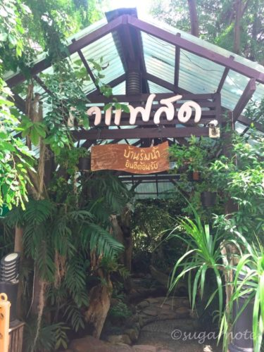Cafe near Lampang