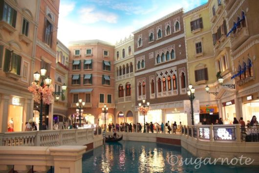 The Venetian Macao, ヴェネチアン・マカオ・リゾート